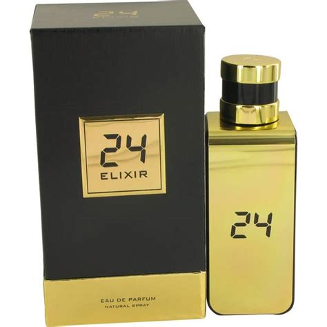 Parfum One Show 24 gold elixir cologne for by scentstory