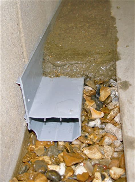 basement waterproofing products sump drainage