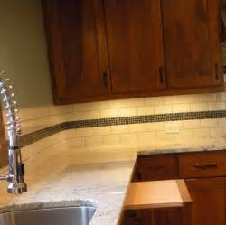 accent tiles for kitchen backsplash accent tile with subway tile kitchen fixin pinterest