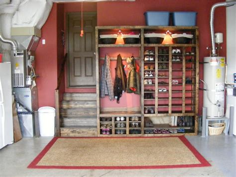 shoe and coat storage solutions garage shoe storage hanging area would be great to keep