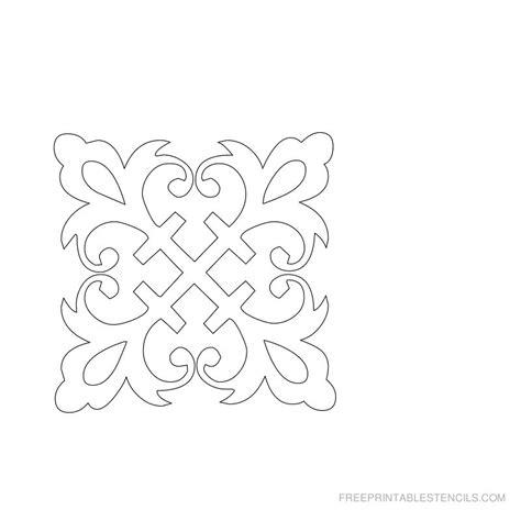 printable damask stencils damask design printable stencils free printable stencils