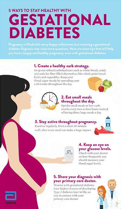 a happy pregnancy with gestational diabetes