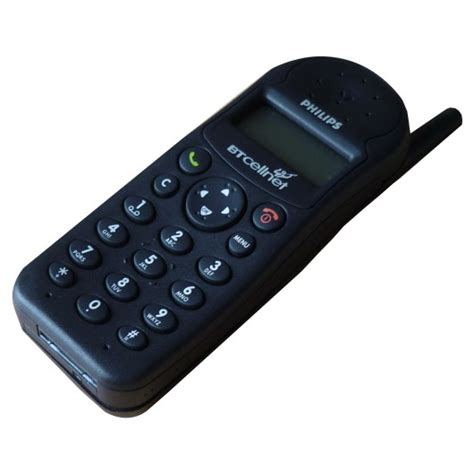 prop hire philips tcd128 mobile phone