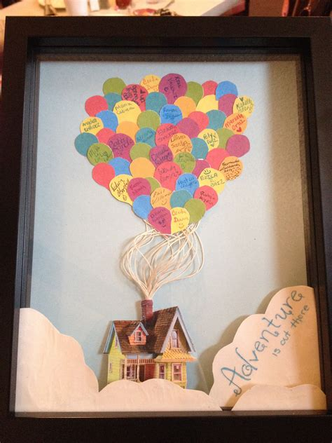 Handmade Farewell Gift Ideas - adventure is out there a way of saying quot farewell quot to a co