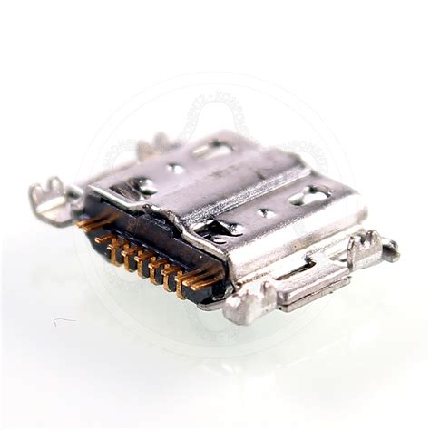 Connector Charger S3 I9300 Or Konektor Charger I9300 S3 genuine samsung galaxy s3 gt i9300 micro usb dc charging socket port connector ebay