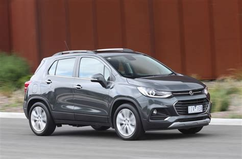 trax holden holden trax holden s refreshed trax crossover checks in