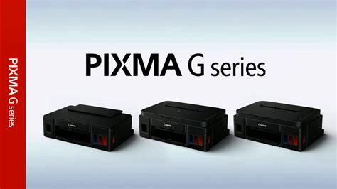 Printer Canon Seri G Canon Printer Pixma G Series