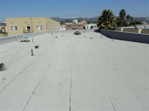 Apartment Building Roof Apartment Building Flat Roof Inspection In Los Angeles