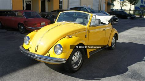 volkswagen buggy convertible 1969 volkswagen beetle bug convertible 2 owners only