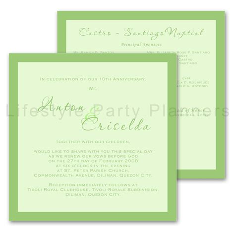 invitation card design size lifestyle party planners event planners coordinators