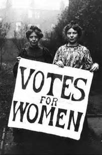 For non commercial use only women s suffrage introduction page