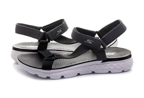 skechers sandals for skechers sandals jazzy 14677 bkgy shop for