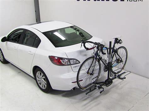mazda 3 swagman xtc 2 2 bike platform rack for 1 1 4 quot and