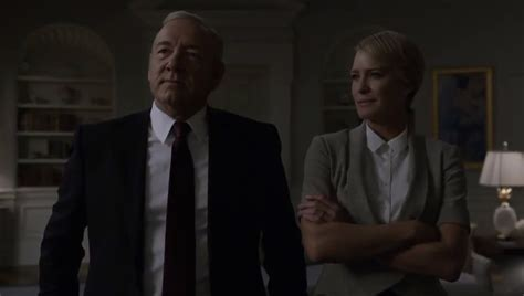 House Of Cards Season 5 Trailer Netflix Kevin Spacey Robin Wright