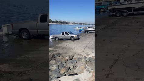 davies boat launch davies launch r long beach ca youtube
