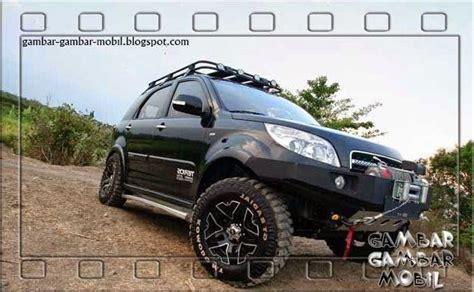 daihatsu terios off road foto modifikasi mobil daihatsu terios daihatsu