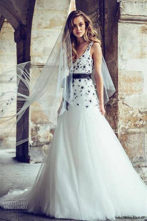 Dress Sabrina Flower 1 wedding dress shopping sabrina dahan 2015 wedding