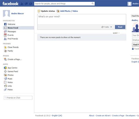 cara buat email yahoo facebook cara membuat facebook panduan dengan screenshots