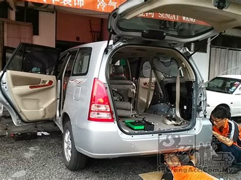 Air Flow Kap Mesin Toyota New Innova professional car air cond services page 2