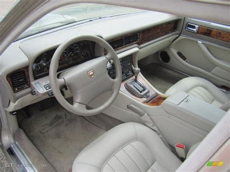 Xj6 Interior by Ivory Interior 1995 Jaguar Xj Xj6 Photo 68982992