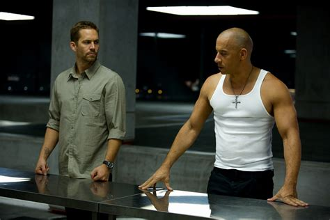 how did they film fast and furious 7 paul walker s brothers step in for fast furious 7