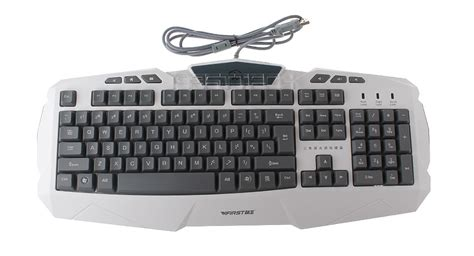 Keyboard X7 29 78 authentic wfirst x7 104 key wired usb gaming