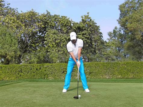 rory golf swing rory s swing face on today s golfer