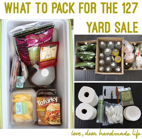 How To Prepare For A Garage Sale by 7 Best Images About 127 Yard Sale 2016 On