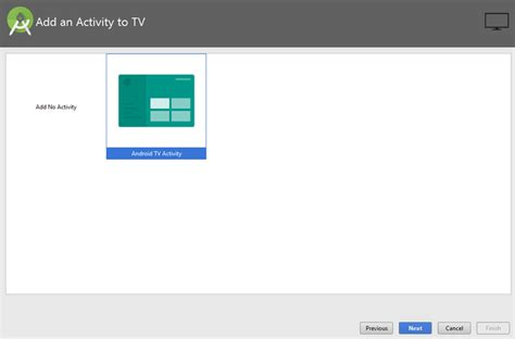 development blog android studio tutorial p3 run first developing for the living room how to build an android