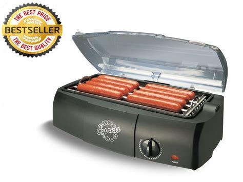 hot dog machine with bun warmer hot dog sausage hamburger roller grill up 8 cooker bun
