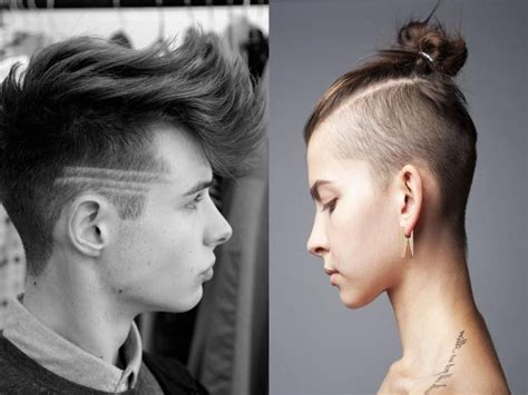 hombre hairstyles for women side undercut designs for men