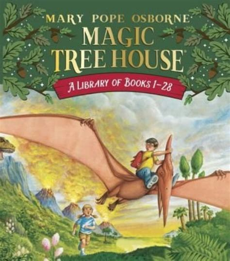 magic tree house book set the magic tree house library books 1 28 by mary pope