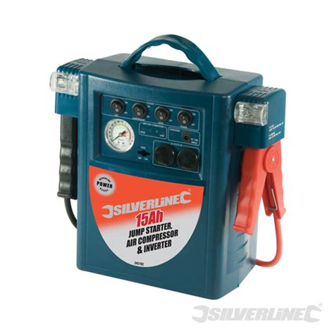 jump starter air compressor inverter