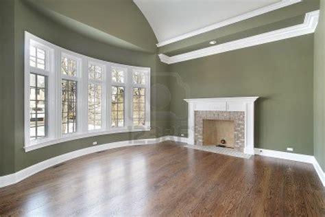 green living room walls decosee
