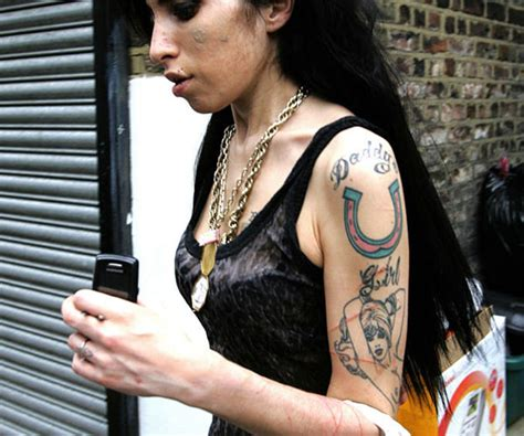 Winehouse Says She Has Quit So Much by The Winehouse Meltdown Seeing Through Lowest