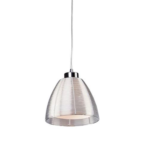Filament Design Aoba 1 Light Silver Pendant Cli Acg310604 Silver Pendant Light