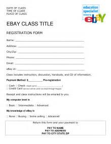 template for registration form in word registration form template word best business template