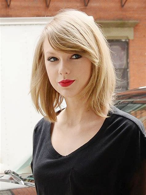 pictures of taylor swift with straight hair and bangs and bob 1000 ideas about taylor swift haircut on pinterest red