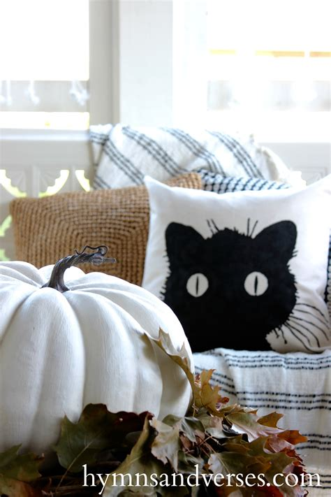 Cat Cover by No Sew Diy Black Cat Pillow Cover Hymns And Verses