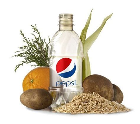 biography bottle materials pepsi intros new natural plastic bottle