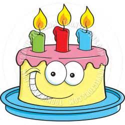 kuchen bilder comic cake with candles by kenbenner vectors eps