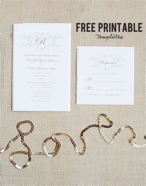 free wedding templates free wedding templates wedding