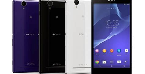 Hp Android Sony T2 Ultra sony launches xperia t2 ultra dual in india for inr 25 999 gadget tech technology and media