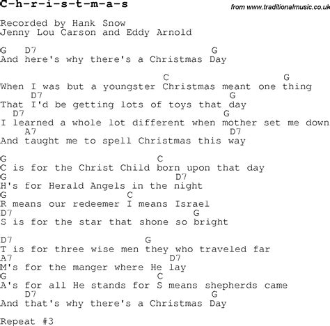 s day song h e a r t carol song lyrics with chords for c h r i s t m a s
