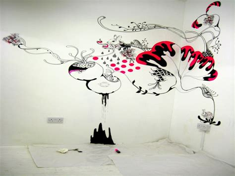 creative wall painting wall decals bedroom ideas creative ways to paint walls