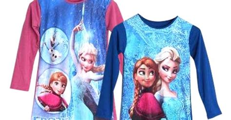 Gamis Anak Gambar Frozen model baju gamis anak frozen terbaru 2016