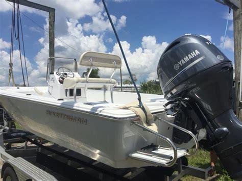 sportsman boats simrad sportsman boats 20 island bay boats for sale in florida