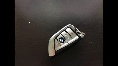 2019 Bmw Key Fob bmw key fob battery replacement x5 newer models diy
