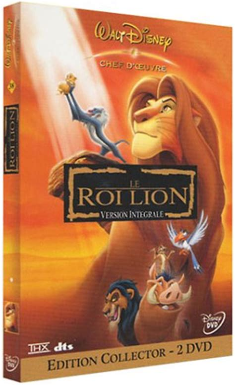 film le roi lion en streaming the lion king dvd 2003