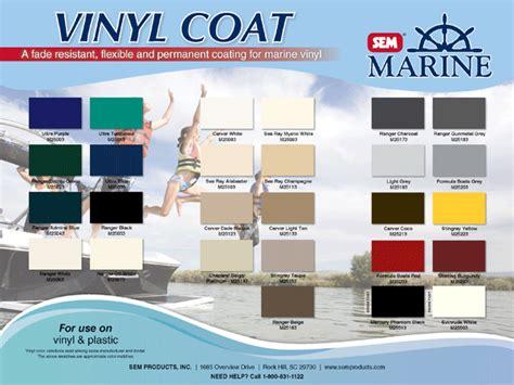 boat seat vinyl paint vinyl boat seat restore kit